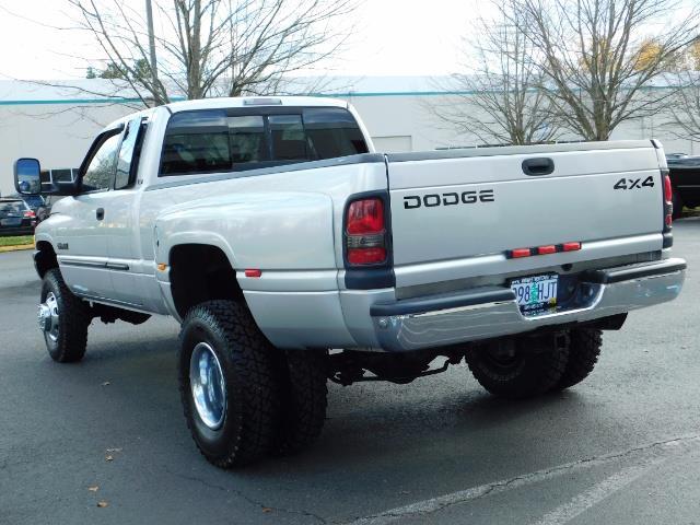 2001 Dodge Ram 3500 4x4 DUALLY / 5.9 CUMMINS DIESEL / 6-SPEED / LIFTED - Photo 7 - Portland, OR 97217