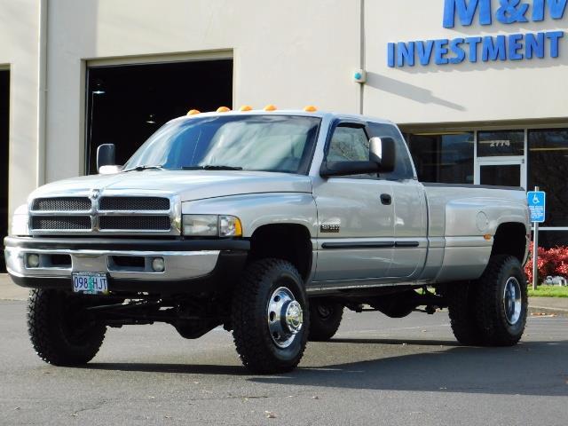 2001 Dodge Ram 3500 4x4 DUALLY / 5.9 CUMMINS DIESEL / 6-SPEED / LIFTED - Photo 38 - Portland, OR 97217