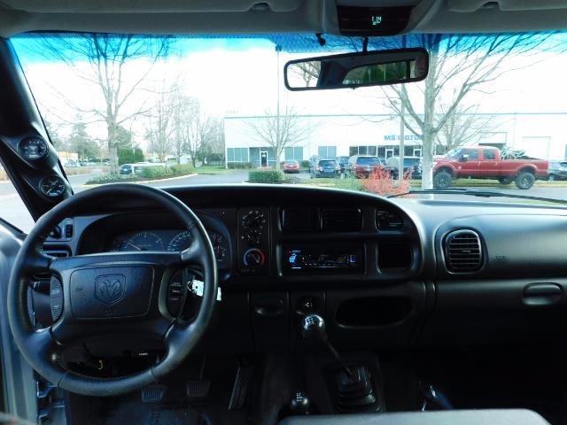 2001 Dodge Ram 3500 4x4 DUALLY / 5.9 CUMMINS DIESEL / 6-SPEED / LIFTED - Photo 16 - Portland, OR 97217