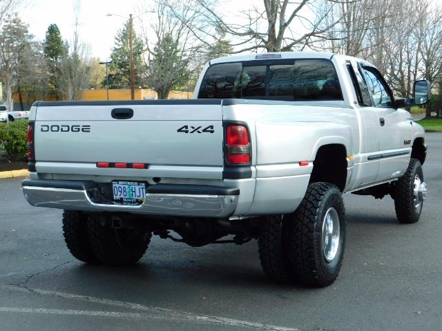 2001 Dodge Ram 3500 4x4 DUALLY / 5.9 CUMMINS DIESEL / 6-SPEED / LIFTED - Photo 8 - Portland, OR 97217