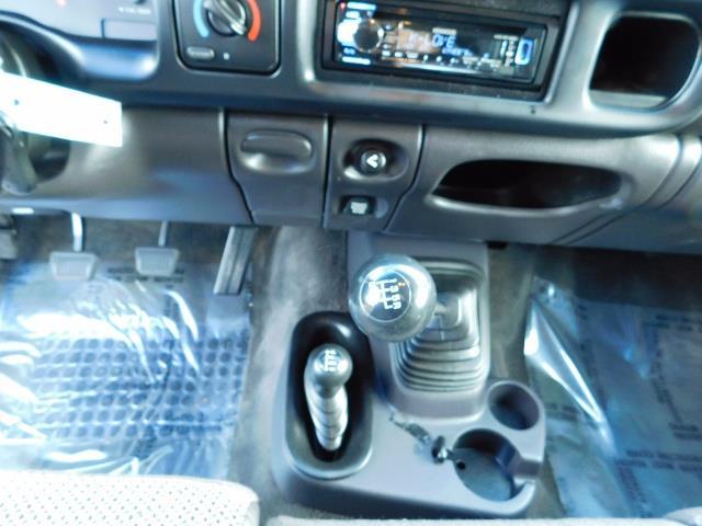 2001 Dodge Ram 3500 4x4 DUALLY / 5.9 CUMMINS DIESEL / 6-SPEED / LIFTED - Photo 18 - Portland, OR 97217