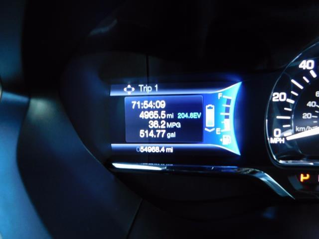 2013 Lincoln MKZ Hybrid Hybrid Sedan / Nav / Parking assist / 1-OWNER - Photo 42 - Portland, OR 97217