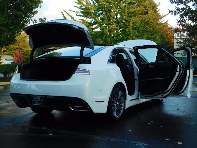 2013 Lincoln MKZ Hybrid Hybrid Sedan / Nav / Parking assist / 1-OWNER - Photo 30 - Portland, OR 97217