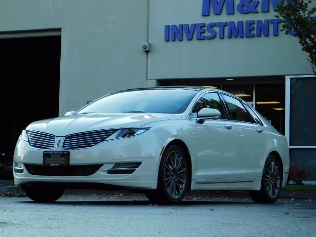 2013 Lincoln MKZ Hybrid Hybrid Sedan / Nav / Parking assist / 1-OWNER - Photo 47 - Portland, OR 97217