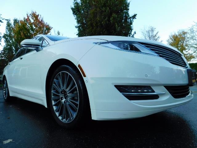 2013 Lincoln MKZ Hybrid Hybrid Sedan / Nav / Parking assist / 1-OWNER - Photo 10 - Portland, OR 97217
