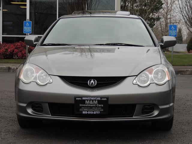 Acura RSX WLeather Sunroof SPEED Excel Cond - Acura rsx sunroof