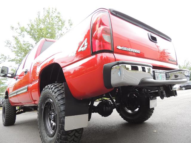 2005 Chevrolet Silverado 1500 LS 4dr Crew Cab / 4X4 / Z71 OFF RD / LIFTED LIFTED - Photo 11 - Portland, OR 97217