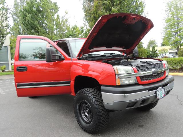 2005 Chevrolet Silverado 1500 LS 4dr Crew Cab / 4X4 / Z71 OFF RD / LIFTED LIFTED - Photo 31 - Portland, OR 97217