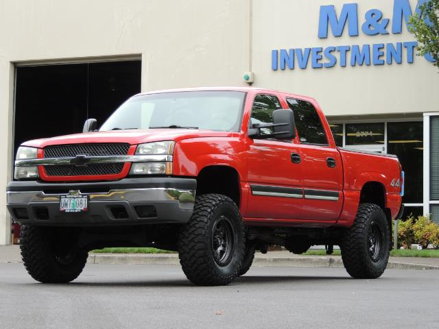 2005 Chevrolet Silverado 1500 LS 4dr Crew Cab / 4X4 / Z71 OFF RD / LIFTED LIFTED - Photo 44 - Portland, OR 97217