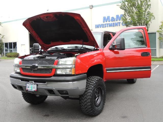 2005 Chevrolet Silverado 1500 LS 4dr Crew Cab / 4X4 / Z71 OFF RD / LIFTED LIFTED - Photo 25 - Portland, OR 97217