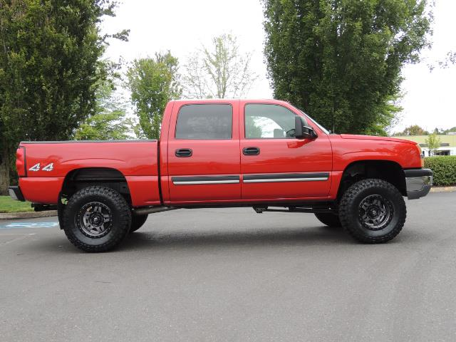 2005 Chevrolet Silverado 1500 LS 4dr Crew Cab / 4X4 / Z71 OFF RD / LIFTED LIFTED - Photo 4 - Portland, OR 97217