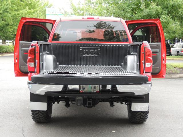 2005 Chevrolet Silverado 1500 LS 4dr Crew Cab / 4X4 / Z71 OFF RD / LIFTED LIFTED - Photo 22 - Portland, OR 97217