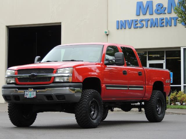 2005 Chevrolet Silverado 1500 LS 4dr Crew Cab / 4X4 / Z71 OFF RD / LIFTED LIFTED - Photo 42 - Portland, OR 97217