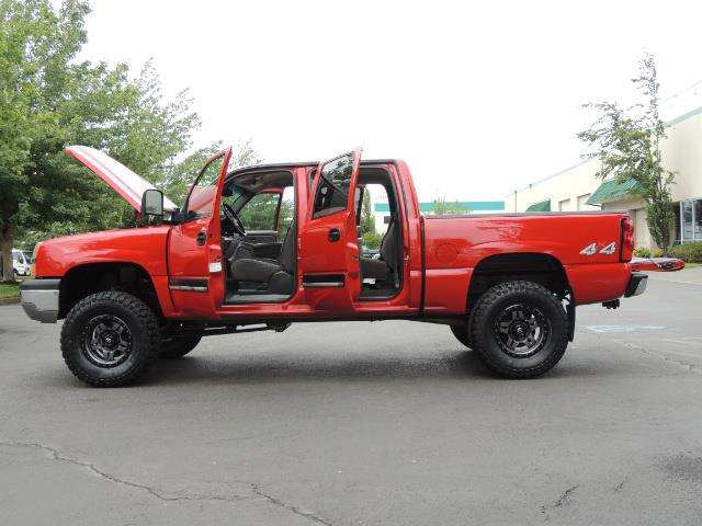2005 Chevrolet Silverado 1500 LS 4dr Crew Cab / 4X4 / Z71 OFF RD / LIFTED LIFTED - Photo 26 - Portland, OR 97217