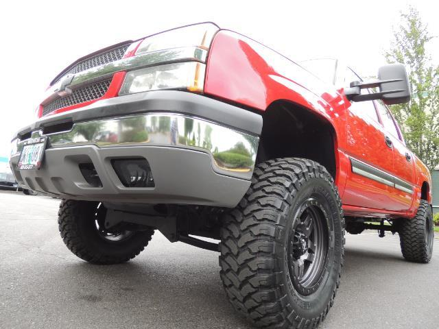 2005 Chevrolet Silverado 1500 LS 4dr Crew Cab / 4X4 / Z71 OFF RD / LIFTED LIFTED - Photo 53 - Portland, OR 97217