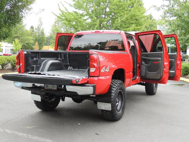 2005 Chevrolet Silverado 1500 LS 4dr Crew Cab / 4X4 / Z71 OFF RD / LIFTED LIFTED - Photo 29 - Portland, OR 97217