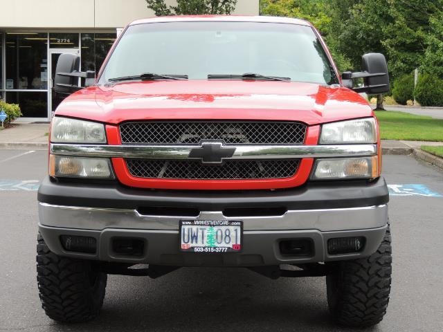 2005 Chevrolet Silverado 1500 LS 4dr Crew Cab / 4X4 / Z71 OFF RD / LIFTED LIFTED - Photo 49 - Portland, OR 97217