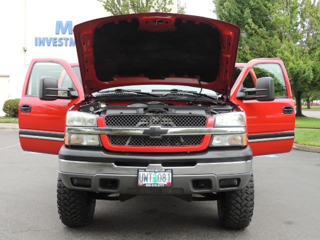 2005 Chevrolet Silverado 1500 LS 4dr Crew Cab / 4X4 / Z71 OFF RD / LIFTED LIFTED - Photo 32 - Portland, OR 97217