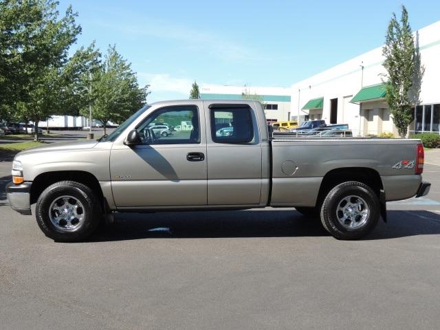 3 Door Truck >> 2001 Chevrolet Silverado 1500 Extended Cab 3 Door 4wd Excel Cond