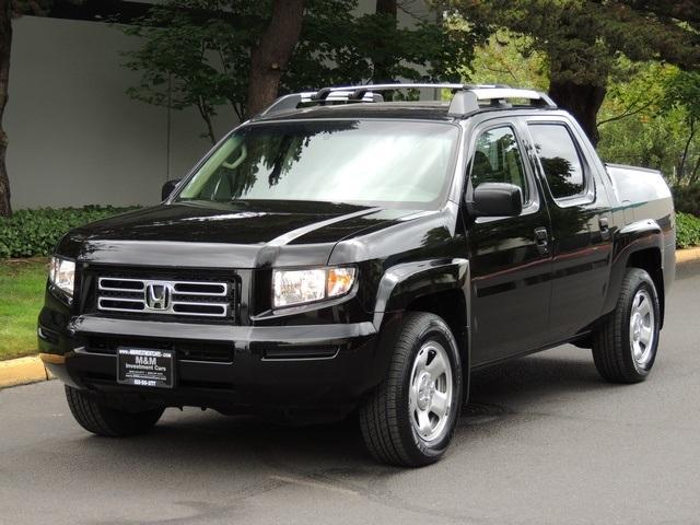 2006 honda ridgeline rt 53k 1 owner tacoma crew cab 4x4. Black Bedroom Furniture Sets. Home Design Ideas