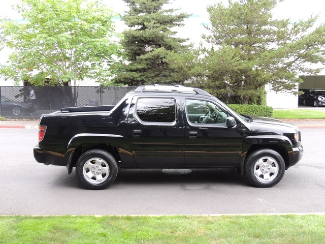 2006 Honda Ridgeline RT 53K 1 Owner Tacoma Crew Cab 4x4   Photo 4