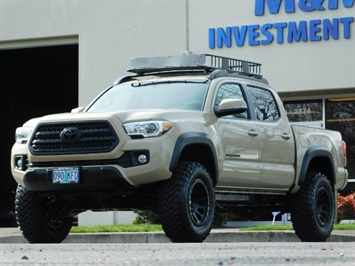 2017 Toyota Tacoma TRD Off-Road / 4WD /CRAWL CONTROL / LIFTED