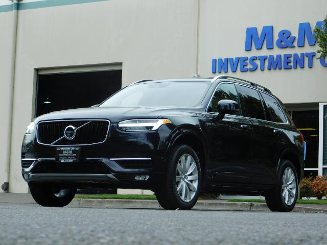 2017 Volvo XC90 T6 Momentum / AWD / 3RD SEAT / PARK ASSIST PILOT - Photo 52 - Portland, OR 97217