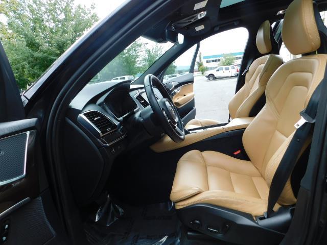 2017 Volvo XC90 T6 Momentum / AWD / 3RD SEAT / PARK ASSIST PILOT - Photo 15 - Portland, OR 97217