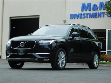 2017 Volvo XC90 T6 Momentum / AWD / 3RD SEAT / PARK ASSIST PILOT