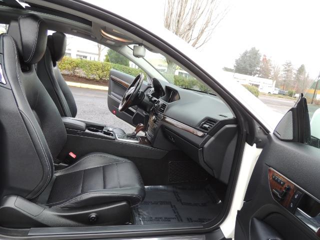 2010 Mercedes-Benz E550 COUPE / FULLY LOADED !! - Photo 17 - Portland, OR 97217