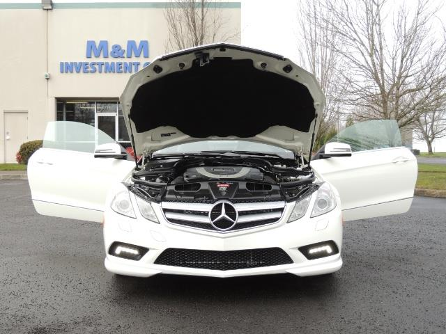 2010 Mercedes-Benz E550 COUPE / FULLY LOADED !! - Photo 28 - Portland, OR 97217