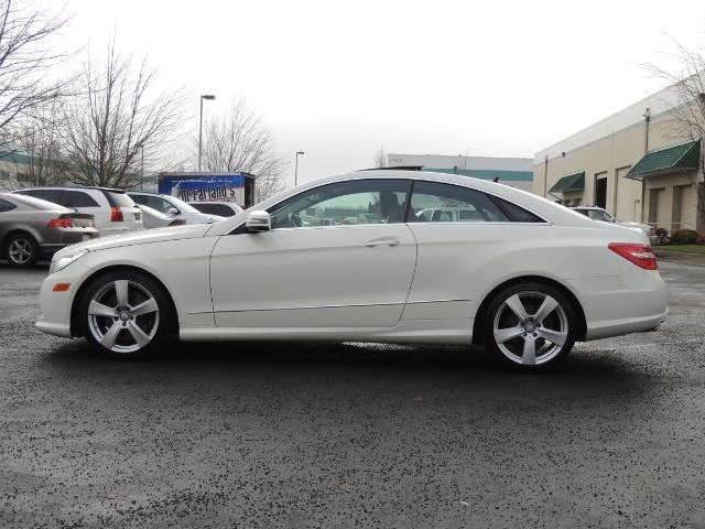 2010 Mercedes-Benz E550 COUPE / FULLY LOADED !! - Photo 3 - Portland, OR 97217