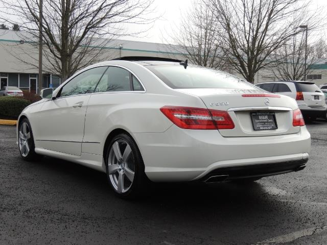 2010 Mercedes-Benz E550 COUPE / FULLY LOADED !! - Photo 7 - Portland, OR 97217