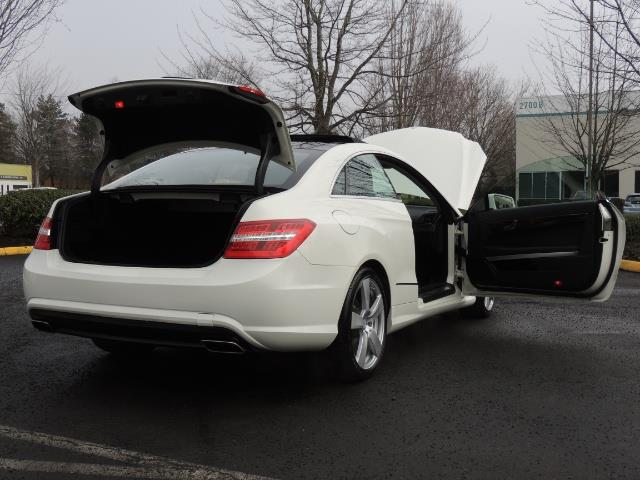 2010 Mercedes-Benz E550 COUPE / FULLY LOADED !! - Photo 27 - Portland, OR 97217