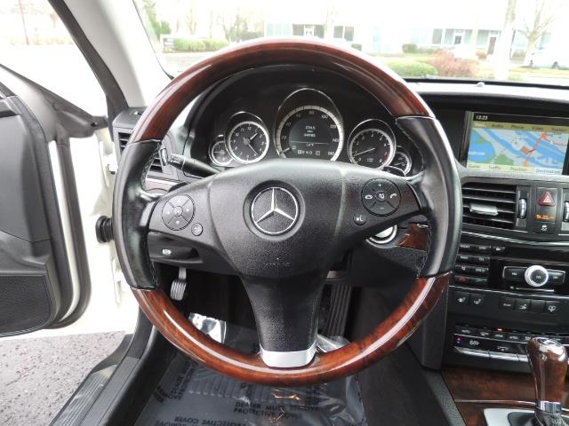 2010 Mercedes-Benz E550 COUPE / FULLY LOADED !! - Photo 33 - Portland, OR 97217