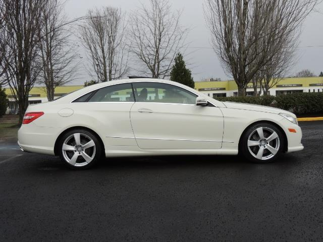 2010 Mercedes-Benz E550 COUPE / FULLY LOADED !! - Photo 4 - Portland, OR 97217