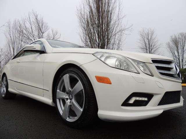 2010 Mercedes-Benz E550 COUPE / FULLY LOADED !! - Photo 10 - Portland, OR 97217