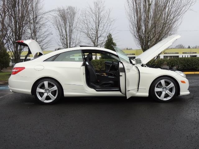 2010 Mercedes-Benz E550 COUPE / FULLY LOADED !! - Photo 23 - Portland, OR 97217