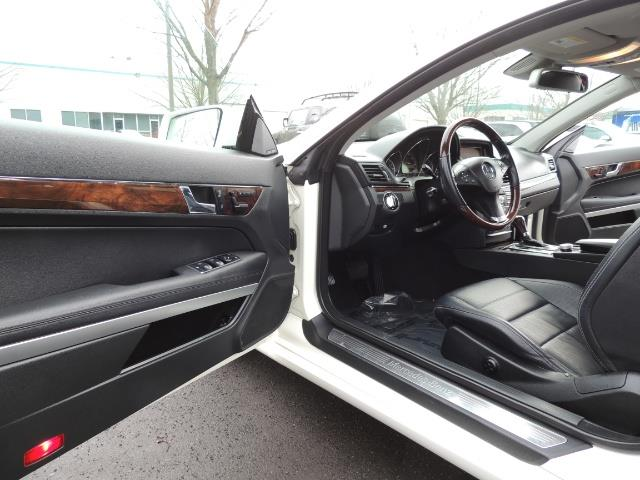 2010 Mercedes-Benz E550 COUPE / FULLY LOADED !! - Photo 13 - Portland, OR 97217