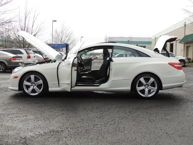 2010 Mercedes-Benz E550 COUPE / FULLY LOADED !! - Photo 22 - Portland, OR 97217
