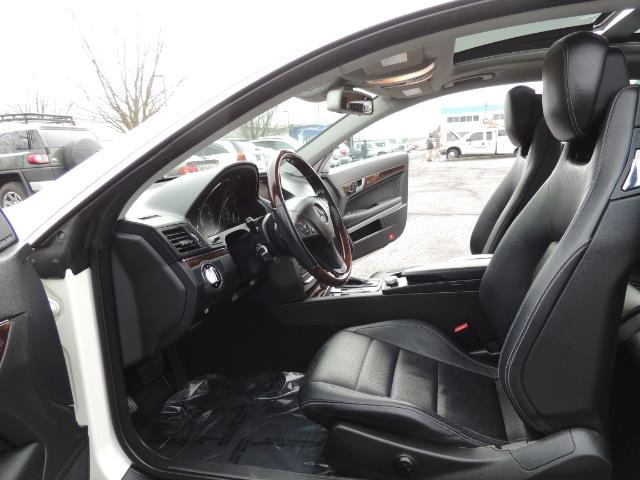 2010 Mercedes-Benz E550 COUPE / FULLY LOADED !! - Photo 14 - Portland, OR 97217