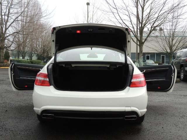 2010 Mercedes-Benz E550 COUPE / FULLY LOADED !! - Photo 26 - Portland, OR 97217