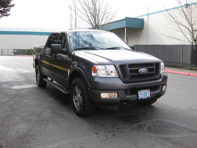 2004 Ford F 150 Fx4 New Body Style Leather Moonroof Photo