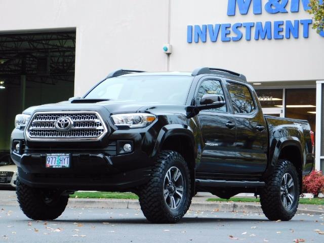 2016 Toyota Tacoma TRD Sport / 4X4 / Navigation / Backup / LIFTED - Photo 45 - Portland, OR 97217