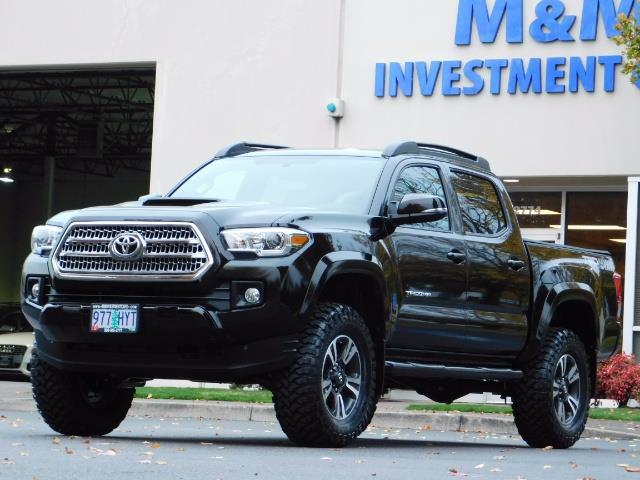 2016 Toyota Tacoma TRD Sport / 4X4 / Navigation / Backup / LIFTED - Photo 44 - Portland, OR 97217