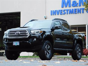 2016 Toyota Tacoma TRD Sport / 4X4 / Navigation / Backup / LIFTED Truck