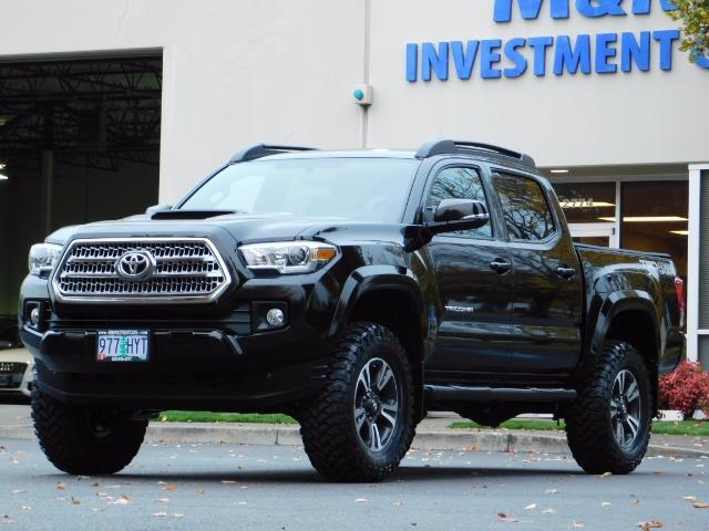 2016 Toyota Tacoma TRD Sport / 4X4 / Navigation / Backup / LIFTED - Photo 46 - Portland, OR 97217