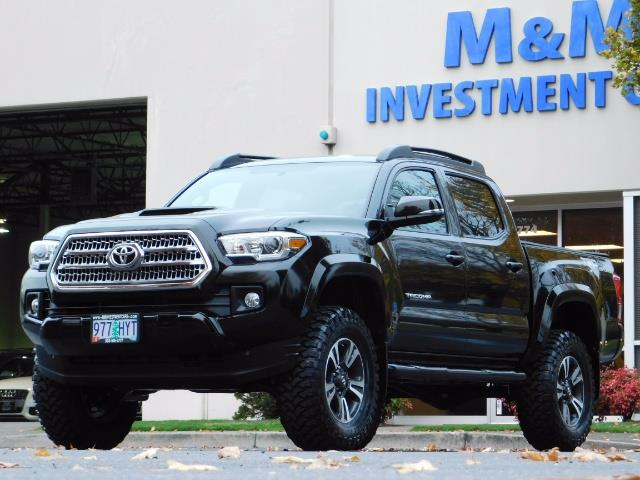 2016 Toyota Tacoma TRD Sport / 4X4 / Navigation / Backup / LIFTED - Photo 43 - Portland, OR 97217