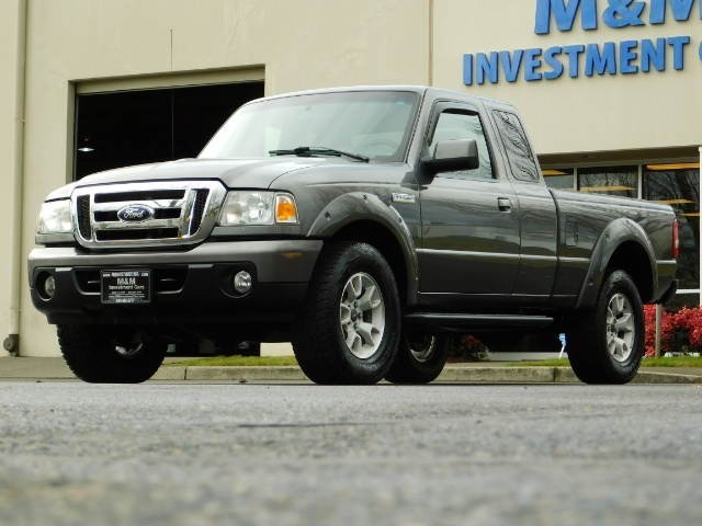2008 Ford Ranger FX4 Off-Road photo