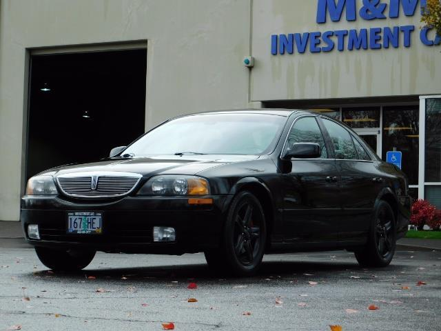 2000 Lincoln LS 3.0L 4DR Fully Loaded Only *107K Miles - Photo 1 - Portland, OR 97217
